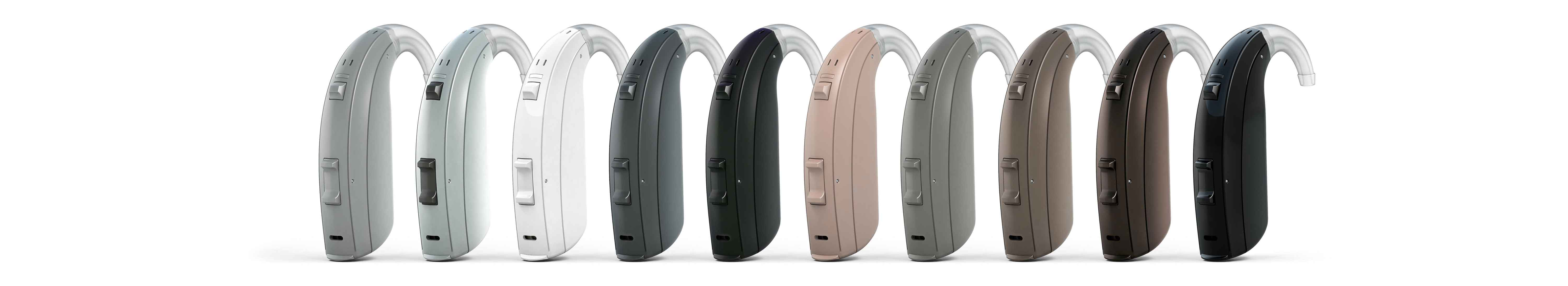 ReSound ENZO Q 88-98 color line up